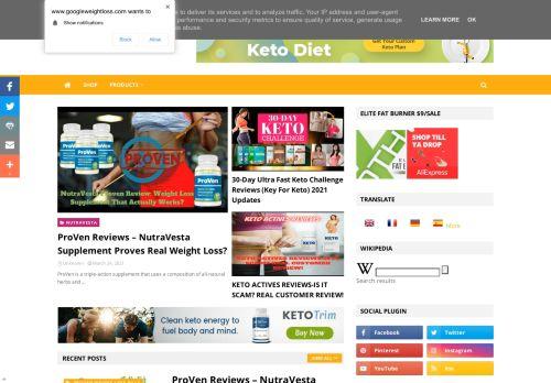 لقطة شاشة لموقع KETO DIET بتاريخ 29/03/2021 بواسطة دليل مواقع الدليل السهل