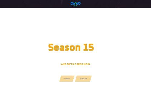 لقطة شاشة لموقع oonoo.website بتاريخ 29/09/2020 بواسطة دليل مواقع الدليل السهل